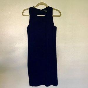 French Connection Navy Shift Dress